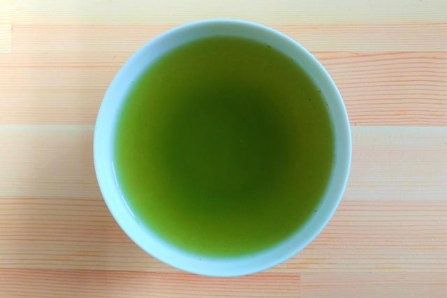 【リーフ】 郷里の華 さえみどり -冠せ茶-(100g)