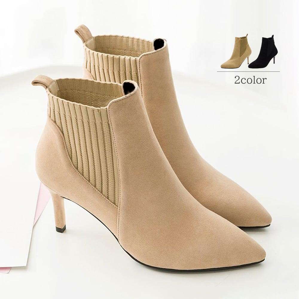 【即納】ブーティー レディース ブーツ ショート丈 ファッション靴 fa1901