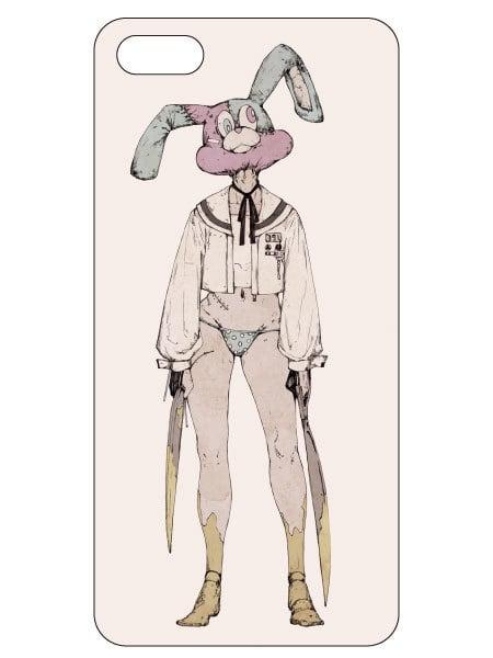 【田ヶ喜一】ハードタイプケース[Bunnygirl]