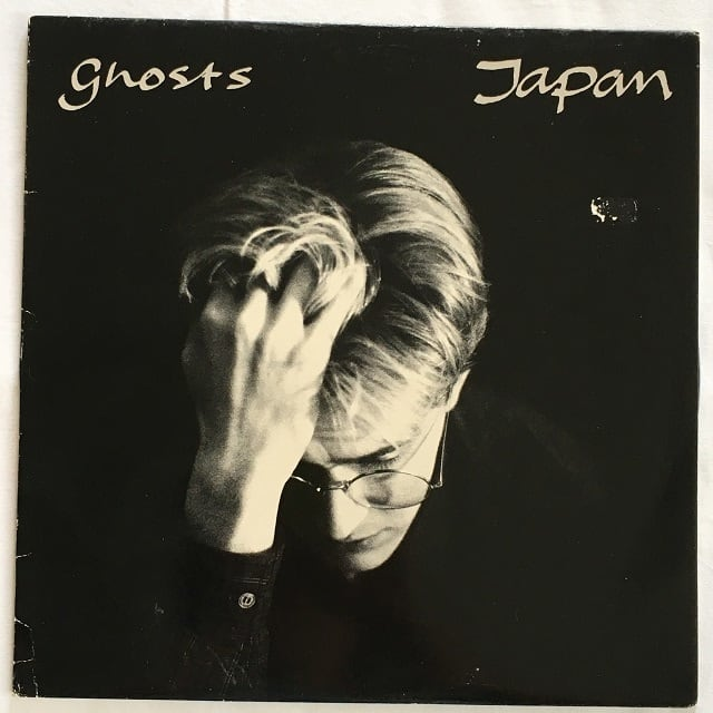 【12inch・英盤】Japan  /  Ghosts