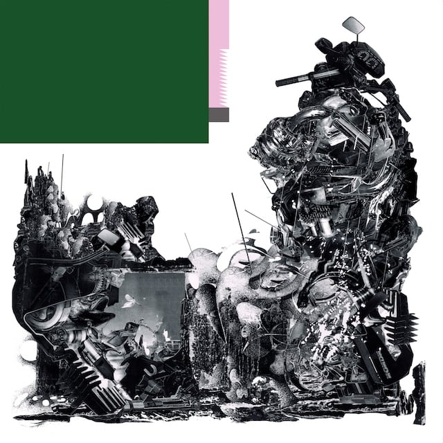 black midi / Schlagenheim(500 Ltd Cassette)