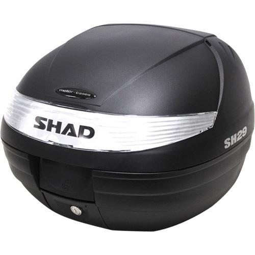 バイク リアボックス ハードケース SHAD SH29 リアボックス 無塗装ブラック