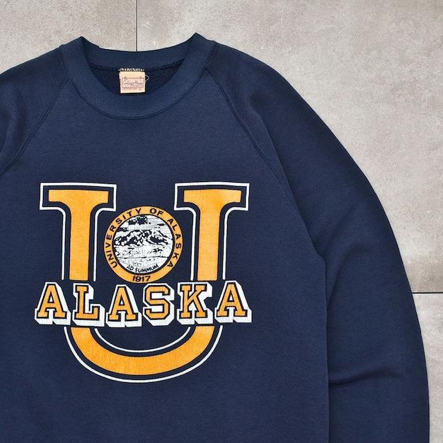 Vintage College House ARASKA sweat shirt