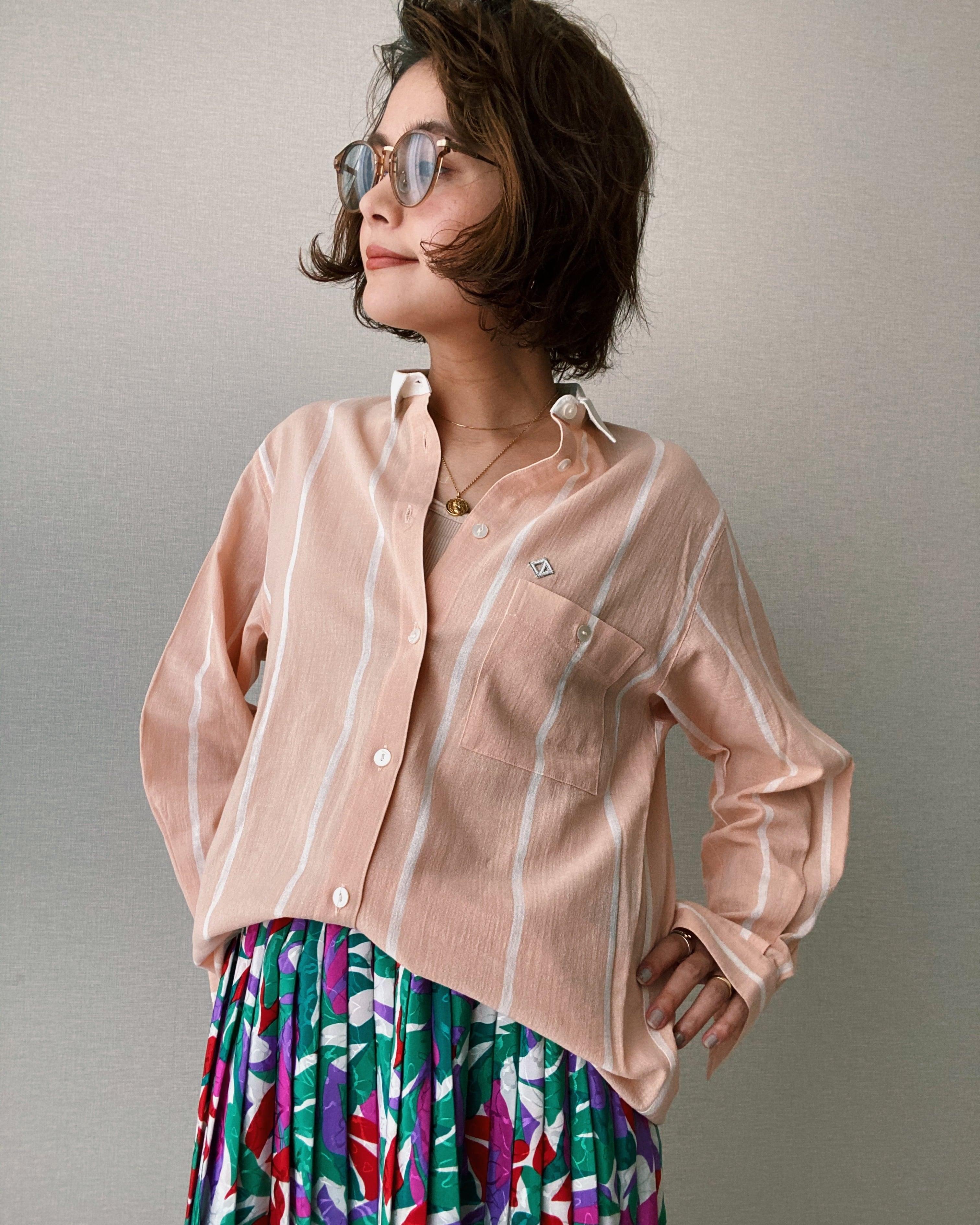 (SH161)Christian Dior SPORTS Cleric shirt