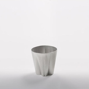 SAKURASAKU glass (サクラサクグラス) 錫 (すず) 単品 木箱入り