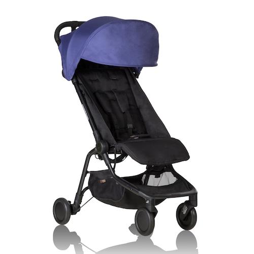 mountain buggy nano travel stroller Nautical マウンテンバギー ナノ