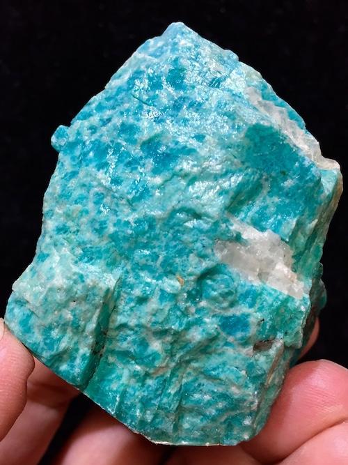 9) ロシアン・アマゾナイト原石