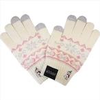 ムーミン スマホ対応手袋 (ミイマフラー)
