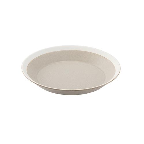 yumiko iihoshi porcelain(イイホシ ユミコ) Dishes プレート180 sand beige matte