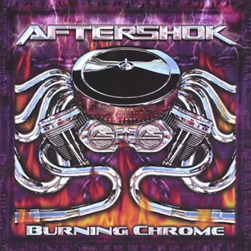 "AFTERSHOK ""Burning Chrome"" (輸入盤)"