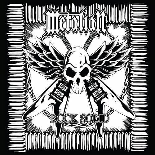 "METALIAN ""Rock Solid"" (輸入盤)"