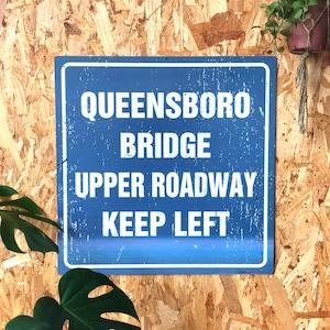 トラフィックサインボード 「BRIDGE」