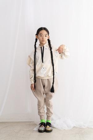 【21AW】フランキーグロウ ( frankygrow )DOUBLE KNIT JODHPURS PANTS[ S / M / L]BEIGE パンツ