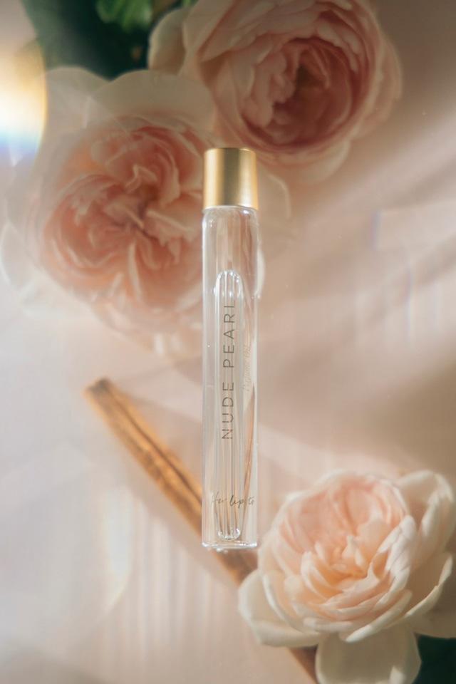 Roll-on Perfume Oil - NUDE PEARL -