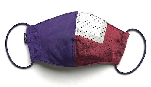 【デザイナーズマスク 吸水速乾COOLMAX使用 日本製】SPORTS MIX MASK CTMR 0916020
