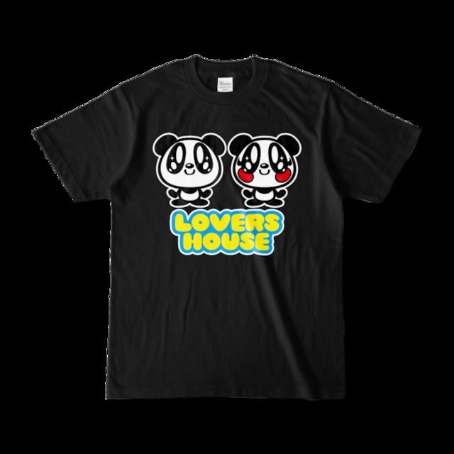 LOVERSHOUSE logo /スーパーラヴァーズTシャツ
