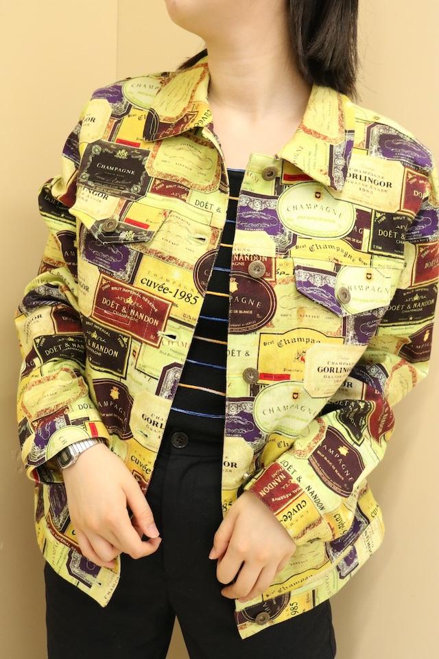 design jacket / 7SSTP09-11