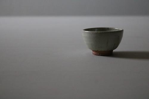 府川 和泉 斑唐津茶杯