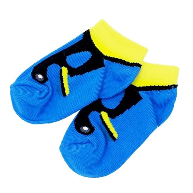 《魚/ナンヨウハギ》靴下 子供用 ナンヨウハギ キッズソックス アクアフレンズ