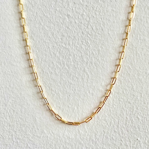 【GF1-112】18inch gold filled chain necklace
