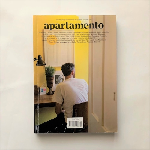 Apartamento No.9 / Apartamento Magazine