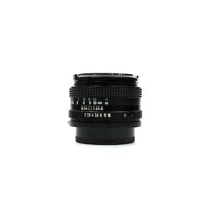 Canon NewFD 50mm F2