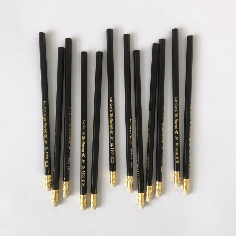 タイのデッドストックの鉛筆 Thai Dead Stock Pencils
