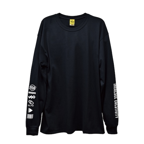 EPIC! Long Sleeve / Black