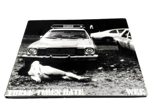 [USED] Three Time Hate - WKK (2003) [CD-R]