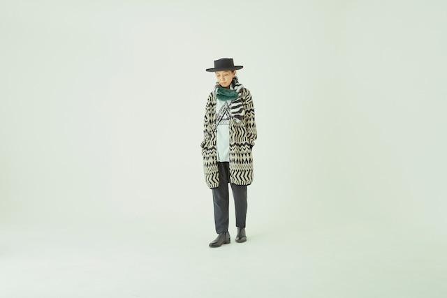 【21AW】eLfinFolk(エルフィンフォルク)WONDER WOODS Long  Tee(Free)ロンT ロゴ