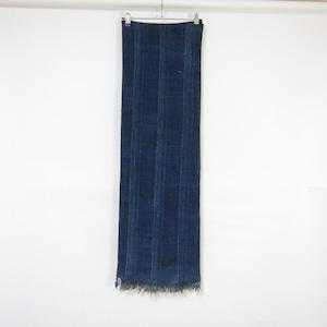 ヴィンテージ・藍染・インディゴ 布 Lサイズ2