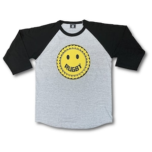 SMILE RUGBY 3/4 Sleeve Shirt