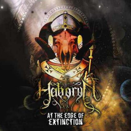 """HABORYN """"At The Edge Of Extinction"""" (輸入盤)"""