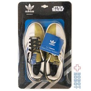 スター・ウォーズ x アディダス トップテンロー R2-D2 x C-3PO スニーカー