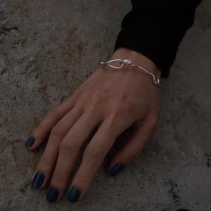 snake bracelet silver925