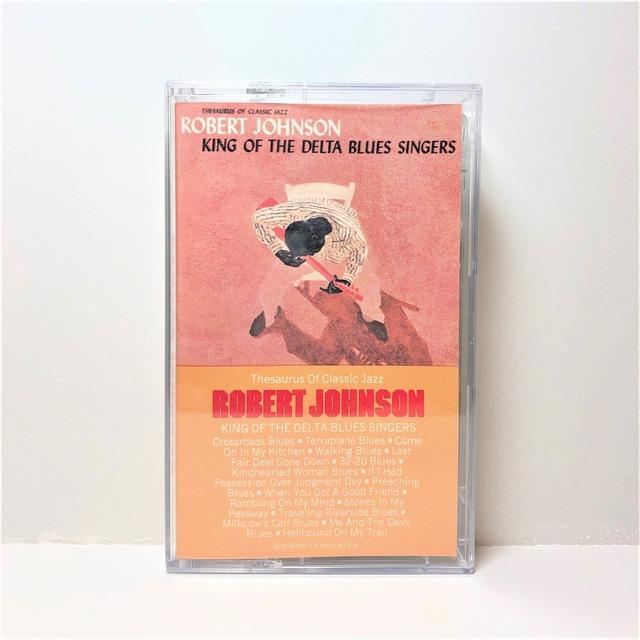 [中古カセット]  Robert Johnson – King Of The Delta Blues Singers