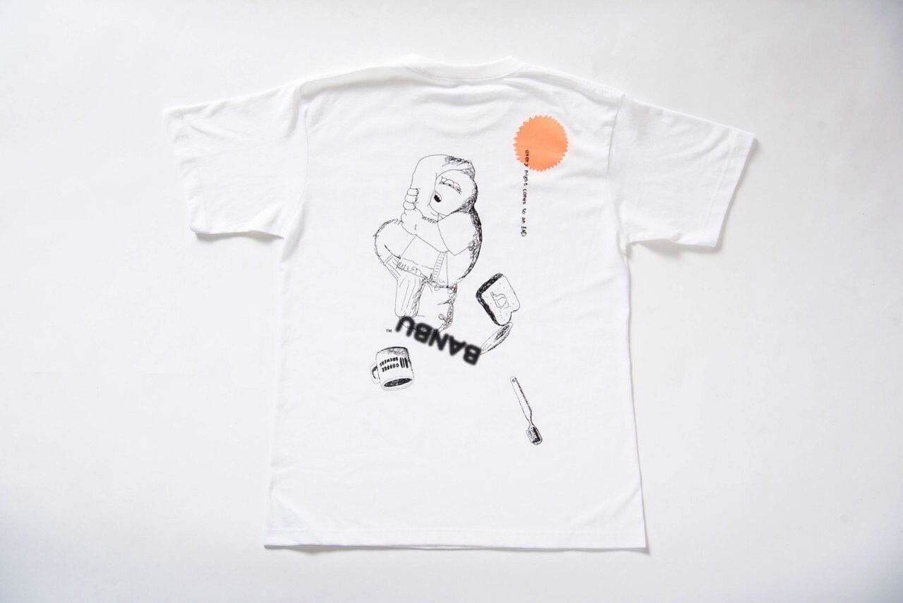 #reboot Tシャツ|BANBU