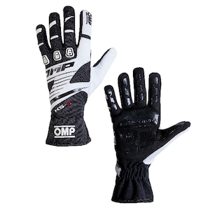 KK02743E076  KS-3 Gloves (Black/white)