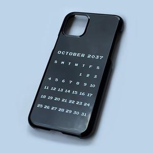 Calendar iPhoneケース