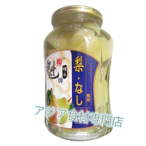 【常温便】魁牌梨罐头(梨)