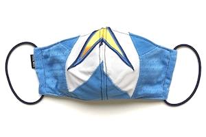 【デザイナーズマスク 吸水速乾COOLMAX使用 日本製】SPORTS MIX MASK CTMR 0919013