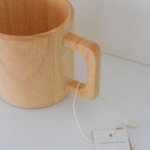 [p.palette] wood マグ