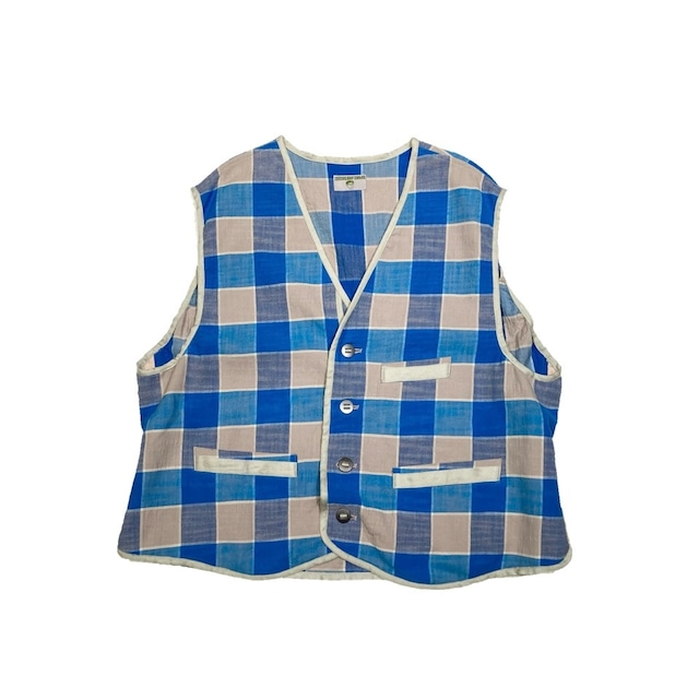 【HOMELESS TAILOR】GO OUT VEST