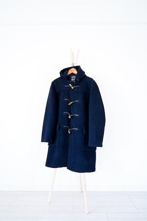 "【1970s】""Gloverall"" Wool Duffle Coat / v414"