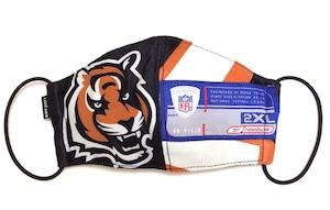 【デザイナーズマスク 吸水速乾COOLMAX使用 日本製】NFL SPORTS MASK CTMR 0227007