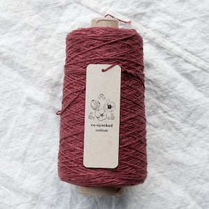 i t o - re-specked cotton - / S34 BURGUNDY