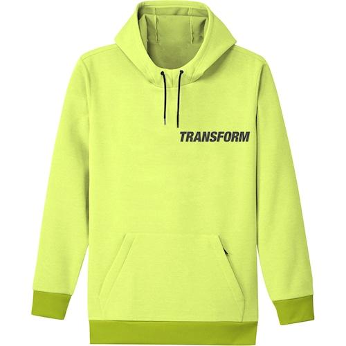 TRANSFORM The Se12 Softshell Hoodie