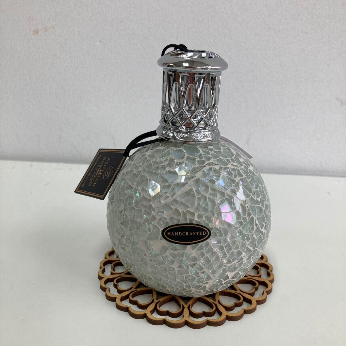 Ashleigh&Burwood(アシュレイ&バーウッド) アロマ フレグランスランプ ホワイト 取扱店 人気 香り 効果 除菌 使い方 お手入れ方法