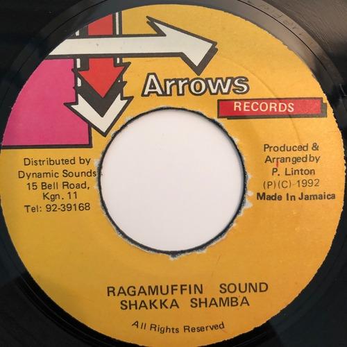 Shaka Shamba - Ragamuffin Sound【7-20322】