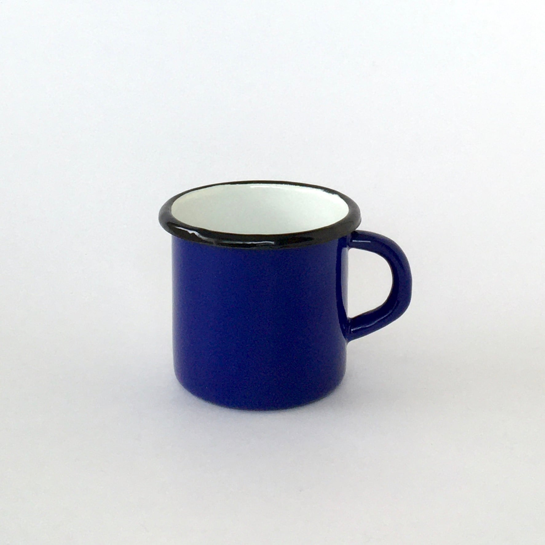 ホーローのマグ ブルー |Mug Blue